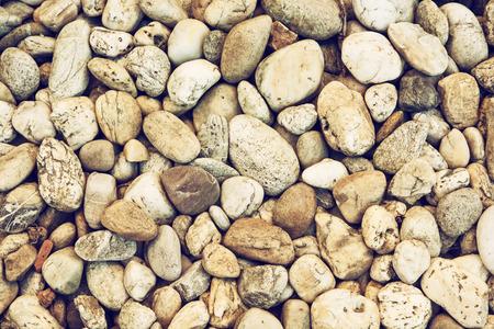 smooth stones: Background of smooth stones.  Stock Photo