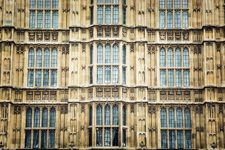 lord's: The Palace of Westminster is the meeting place of the House of Commons and the House of Lords, the two houses of the Parliament of the United Kingdom. Architectural theme. Editorial