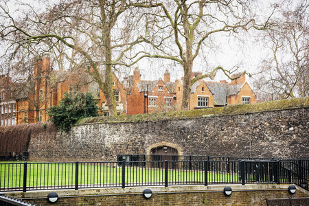 historic buildings: Historic buildings in central London, Great Britain. Architectural theme. Stock Photo