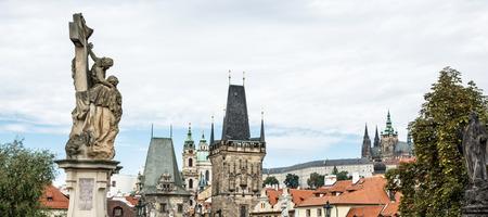 Historical scene of Prague, Czech republic, central Europe. Travel destination. Cultural heritage. Urban scene.