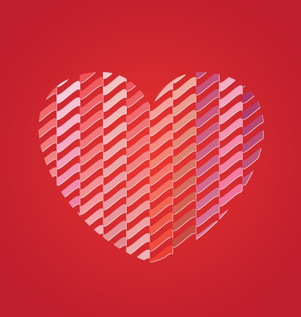 Valentine s Day Heart Vector