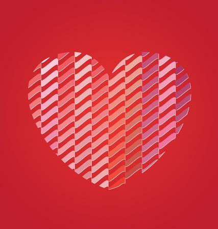 Valentine s Day Heart Stock Vector - 13238559
