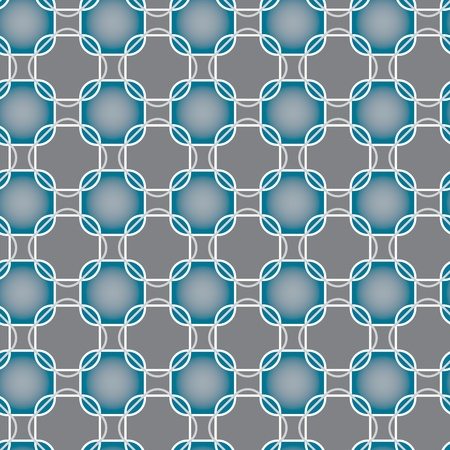 gray: Vintage Pattern Illustration