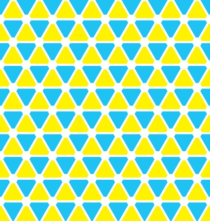 Triangle Pattern Wallpaper Vector