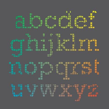 Cubic Font