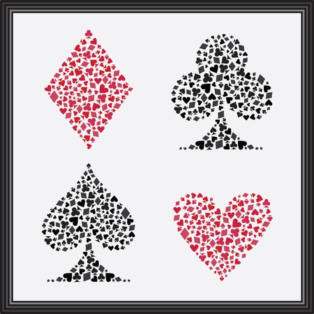 playing card: Card Suits