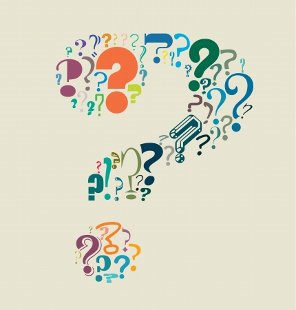 punctuation mark: Question Mark