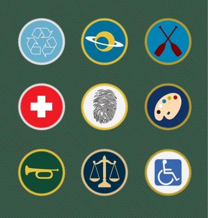 pfadfinderin: Pfadfinder-Abzeichen verdienen gen�ht