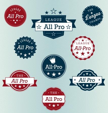 banni�re football: Tous les labels Pro avec Banni�res Set