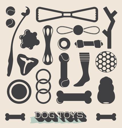 toy house: Set of Dog Toys