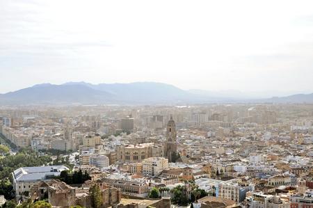 malaga: Spain Malaga Cathedral