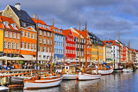 copenhagen: Copenhagen Nyhavn