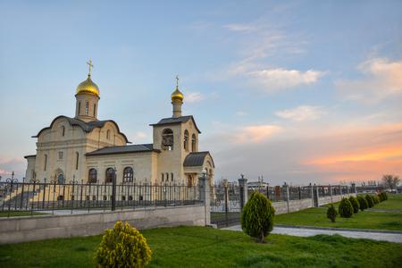 Russian church in Yerevan city