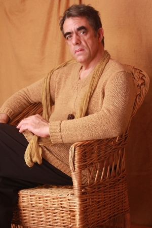 cryptic: man in the chair
