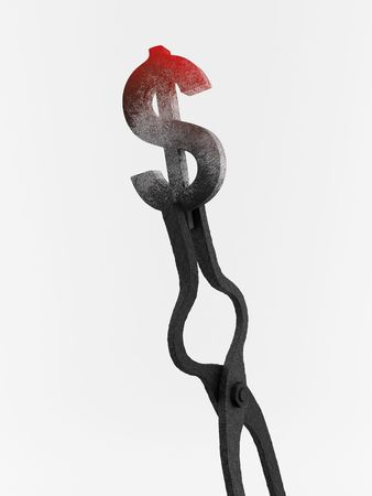 Image of Forged dollar Stock Photo - 4905907