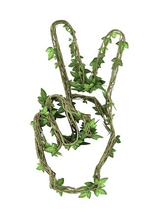ivy nature hand sign