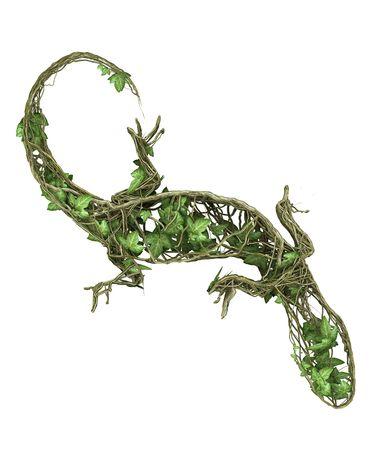 Ivy nature lizard  Stock Photo