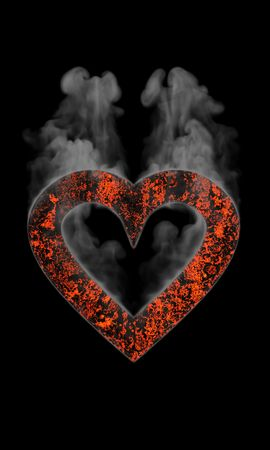 Heart forged smoke