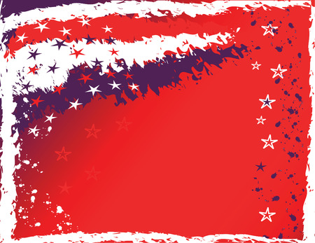 4th of July Abstract Background Banco de Imagens - 2986176