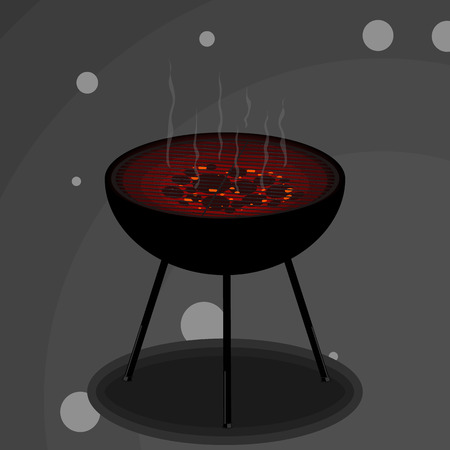 ember: Grill with smoke