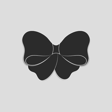 icon: Bow icon Illustration