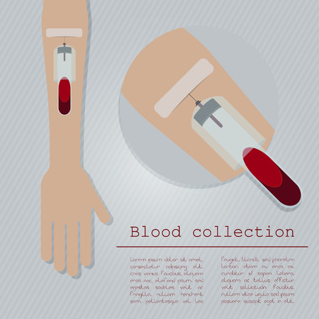 Venous blood collection