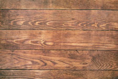 Oude rustieke houten achtergrond, houten oppervlak met kopie ruimte Stockfoto