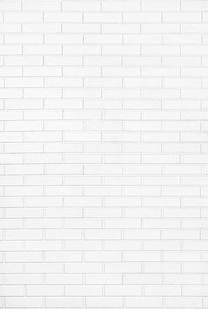 Weiß Ziegelstein Stein Wand Hintergrund Textur vertikal Standard-Bild - 43691803