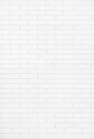 White brick stone wall background texture vertical