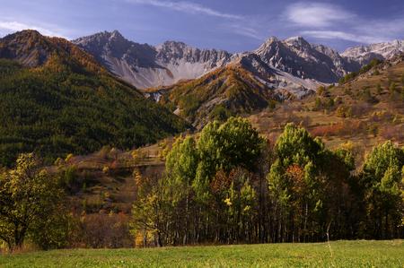 bardonecchia: Autumn in an Italian Alps - Hdr shoot