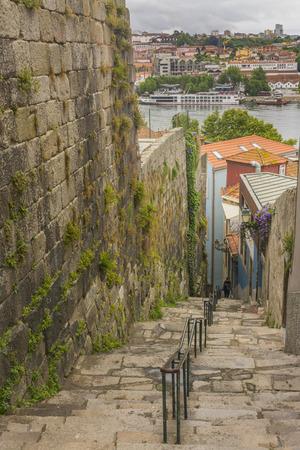 Old Fernandina Wall, Porto, Portugal