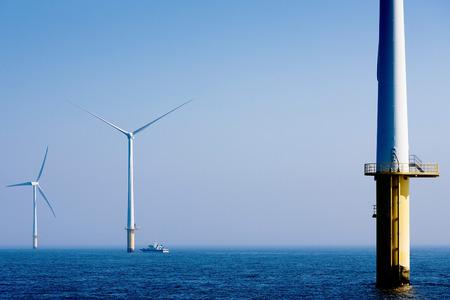 Offshore Wind Farm Energy photo