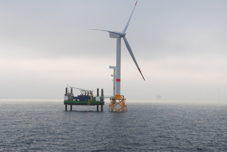 offshore: Offshore Wind Farm Industry