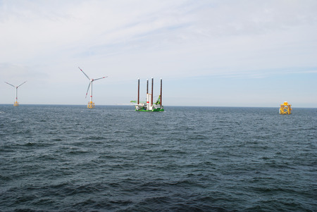 Offshore Wind Farm Industry photo