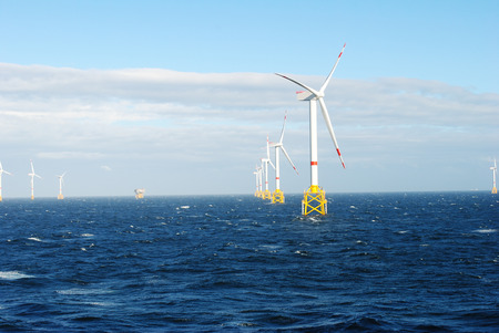 offshore: Offshore Wind Farm