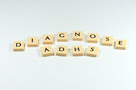 the diagnosis of ADHD disease