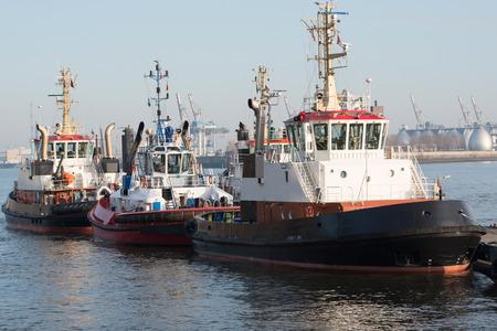 pilotage: Tug Boat