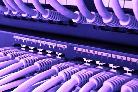 ネットワーク LAN パッチ ・ パネル
