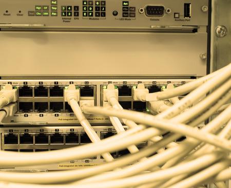 network switch: Network Switch LAN Stock Photo
