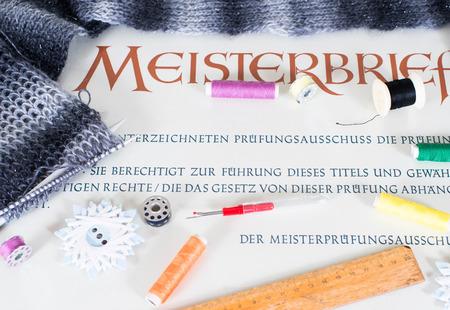 master: master craftsman