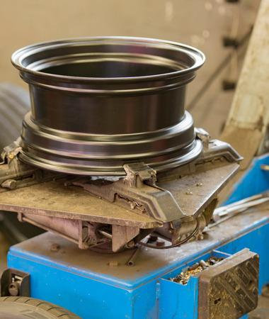 rim: steel rim