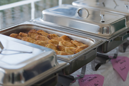 caterers: Caterers chicken cutlets