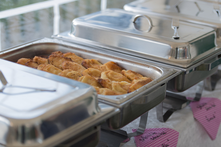 caterers: Caterers pork cutlet