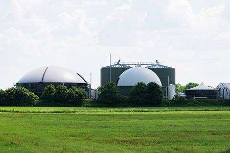 fermenters: biogas plant