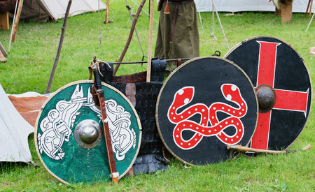 swordfight: Objects of medieval chivalry