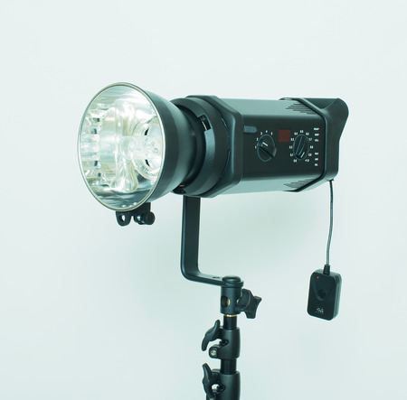 photo studio: Photo studio flash