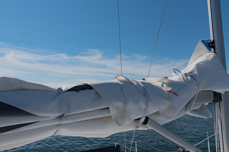spinnaker: Sailing yacht details