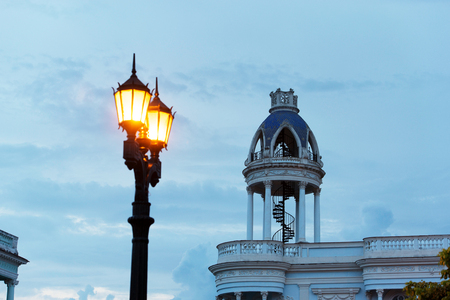streetlife: Cienfuegos, Cuba ? ? old Buildings