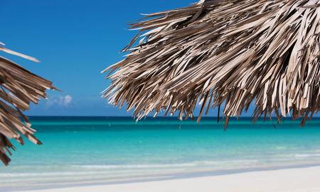 varadero: White beach with turquoise water in Cuba Varadero
