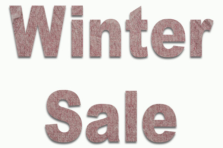 snugly: Winter Sale Angora Wool in a font trained